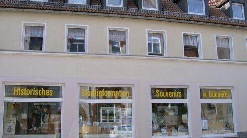 Stadtbücherei Ronneburg mit Touristinformation