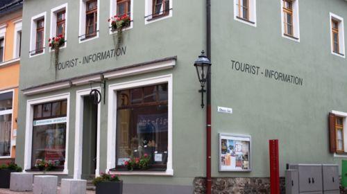 Stadtinformation Schwarzenberg