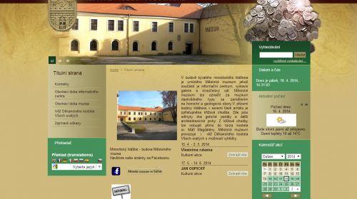 Tourist-Information Stříbro