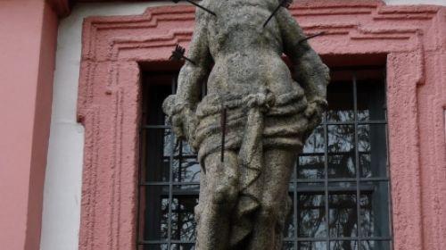 Statue St. Šebestián