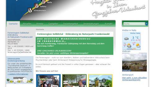 Tourismusservice Ferienregion Selbitztal-Döbraberg