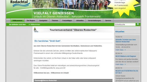 Tourismusverband Oberes Rodachtal
