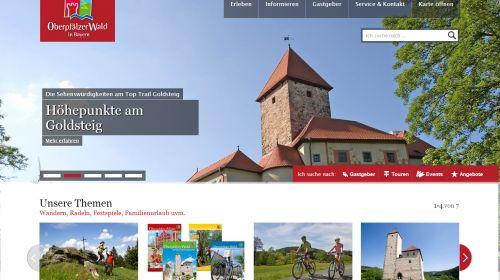 Tourismuszentrum Oberpfälzer Wald, Landkreis Schwandorf