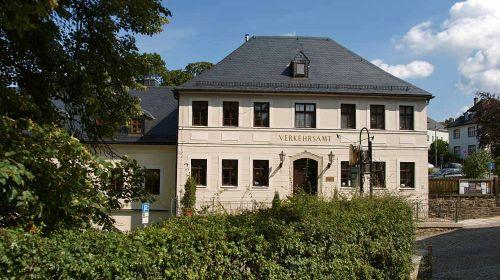 Touristinformation Auerbach