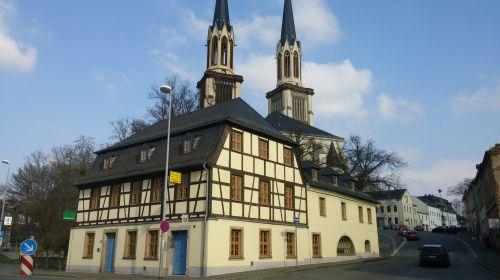 Kultur- und Tourismusinformation Oelsnitz in Zoephelschen Haus