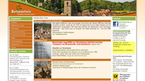 Touristinformation Betzenstein