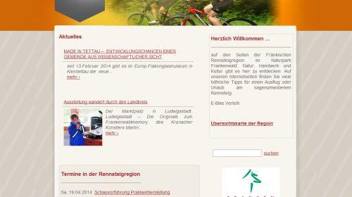Touristinformation der Rennsteigregion im Frankenwald