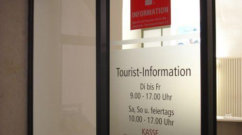 Tourist - Information Greiz