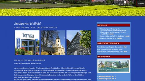 Touristinformation Hollfeld