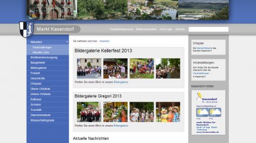 Touristinformation Kasendorf