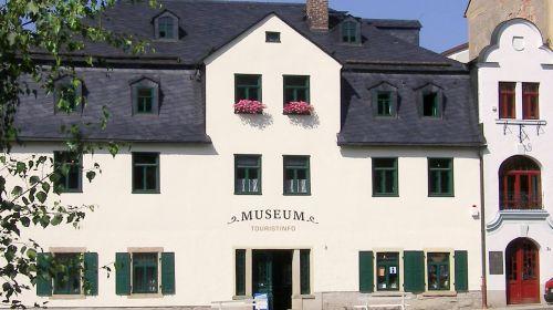 Touristinformation Klingenthal-Zwota