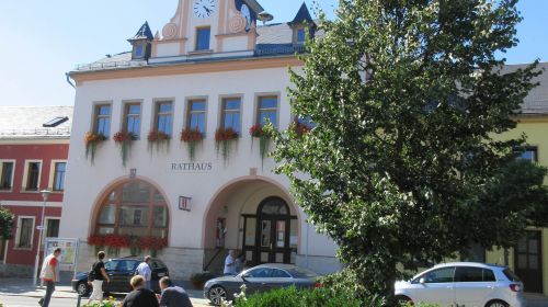 Touristinformation Saalburg-Ebersdorf