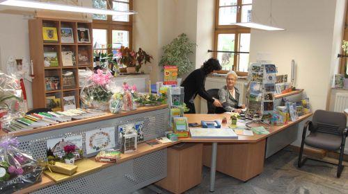 Touristinformation Schneeberg
