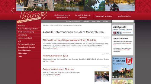 Touristinformation Thurnau