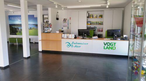 Tourismuszentrum Zeuelenrodaer Meer