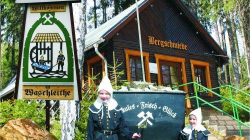 Besucherbergwerk Herkules-Frisch-Glück