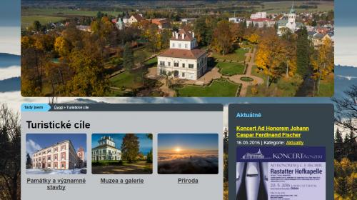 Schlosspark Ostrov